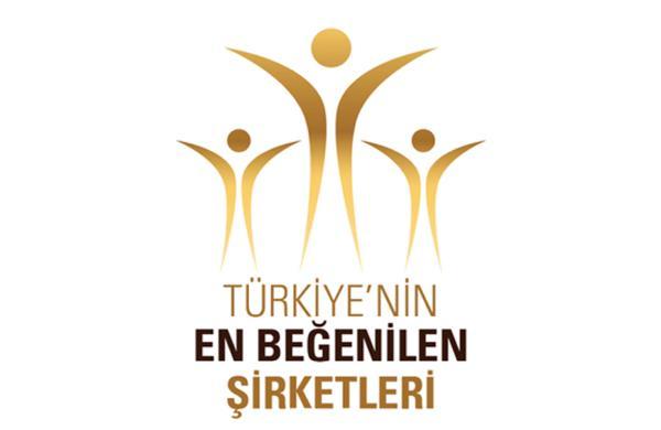 Türkiye' nin en beğenilen şirketleri