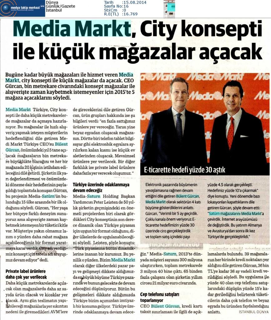 Dünya-MEDİA_MARKT,_CİTY_KONSEPTİ_İLE_KÜÇÜK_MAĞAZALAR_AÇACAK-15.08.2014