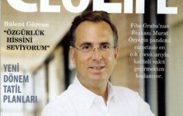 CEO Life dergisi röportajım Temmuz 2020